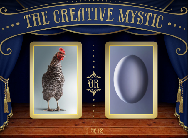 The Creative Mystic - Choice