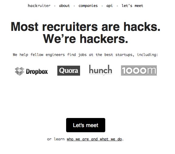 Hackruiter